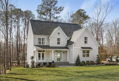 Chesterfield Single Family Home For Sale: 6601 Elvas Lane