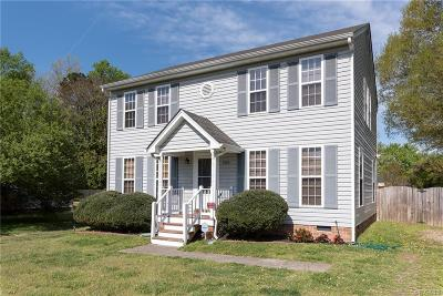 Henrico Single Family Home For Sale: 3508 Ammons Avenue