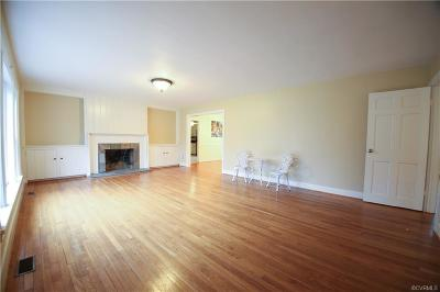 Chester Single Family Home For Sale: 11420 Edenberry Drive