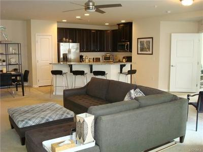 Midlothian Condo/Townhouse For Sale: 14001 Briars Circle #202