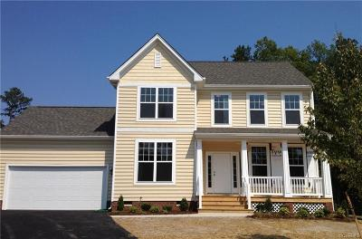 Goochland Single Family Home For Sale: 1705 Bridgewater Court