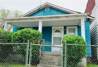 Single Family Home For Sale: 2117 Selden Street