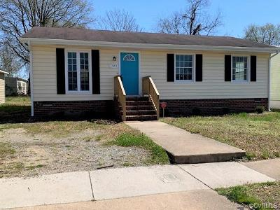 Single Family Home For Sale: 1505 N 24th Street