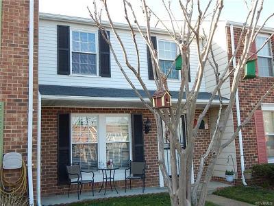 Henrico Single Family Home For Sale: 8406 Klarey Court
