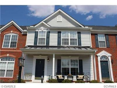 Henrico County Rental For Rent: 11305 Abbots Cross Lane