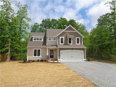 New Kent Single Family Home For Sale: 7070 Oakfork Loop