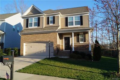 Chester Single Family Home For Sale: 17337 Casper Lane