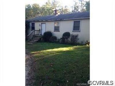 Glen Allen Single Family Home For Sale: 5209 Springfield Road