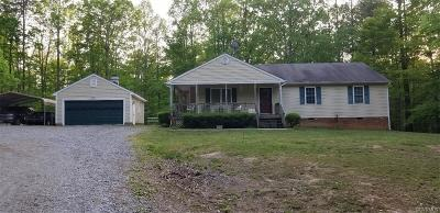 Louisa Single Family Home For Sale: 215 S Fork Drive