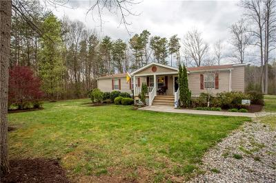 Powhatan Single Family Home For Sale: 5908 Seven Forks Lane