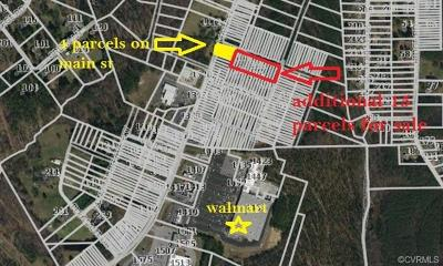 Blackstone Land For Sale: South Main Street