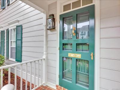 Henrico Condo/Townhouse For Sale: 300 N Ridge Road #69