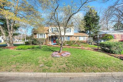 Chester Single Family Home For Sale: 3704 Global Court
