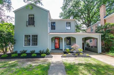 Richmond Single Family Home For Sale: 3909 Wythe Avenue