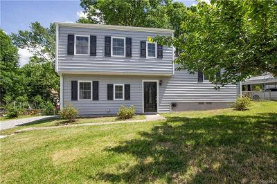 Chester Single Family Home For Sale: 6108 Barrister Road
