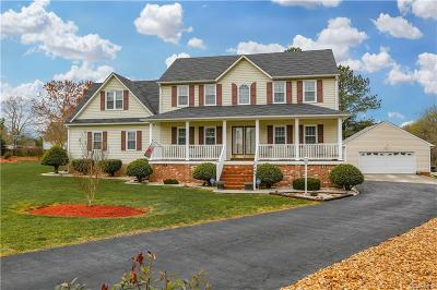 Prince George Single Family Home For Sale: 7495 Trailing Rock Road