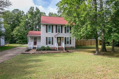 Henrico Single Family Home For Sale: 7908 Prestwick Court