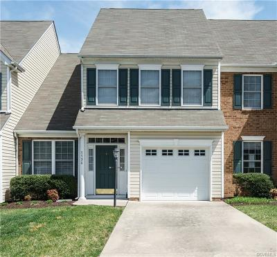 Hanover VA Condo/Townhouse For Sale: $264,900