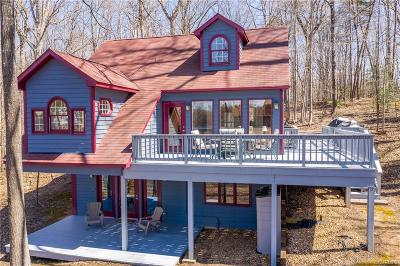 Bumpass Single Family Home For Sale: 2806 Wallers Quarters Road