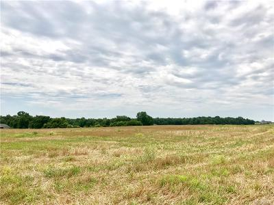 Amelia County Land For Sale: 10 Acres, Genito Road