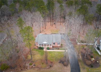 Henrico Single Family Home For Sale: 5266 Fisher Crest Lane