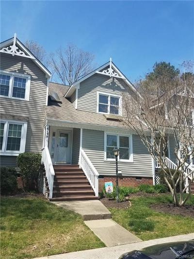 Mechanicsville Condo/Townhouse For Sale: 6149 Rolling Forest Circle