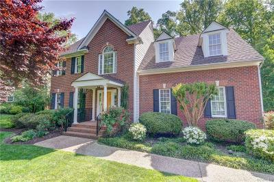 Henrico Single Family Home For Sale: 2400 Sterlingwood Trace