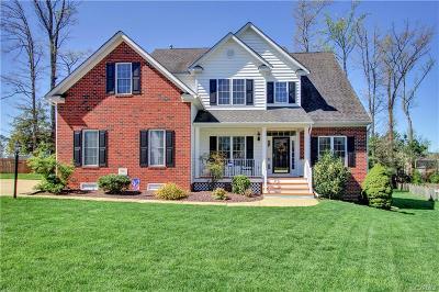 Mechanicsville Single Family Home For Sale: 9263 Braden Place