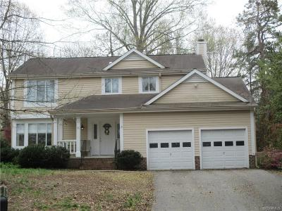 Mechanicsville Single Family Home For Sale: 6315 Queens Lace Road