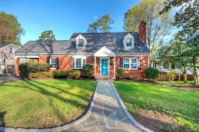 Henrico Single Family Home For Sale: 818 Westham Parkway