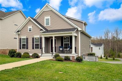 Midlothian Single Family Home For Sale: 14724 Bridge Creek Drive