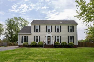 Henrico Single Family Home For Sale: 9315 Meadowgreen Road