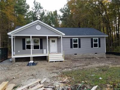Ashland Single Family Home For Sale: 10311 Jamestown Road