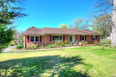 Chester Single Family Home For Sale: 12348 Winfree Street