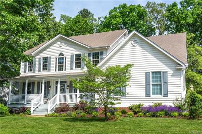 Hanover County Single Family Home For Sale: 9030 Waldelock Place