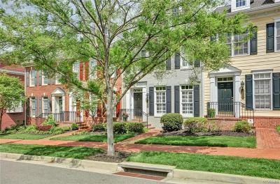 Henrico Condo/Townhouse For Sale: 1112 Hyde Lane