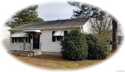 Henrico County Rental For Rent: 201 N Bridge Street