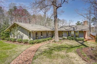 Lancaster Single Family Home For Sale: 1470 Hoecake Road