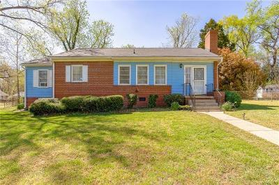 Single Family Home For Sale: 1615 Lyndover Road