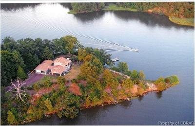 Heathsville Single Family Home For Sale: 50 Tidewater Court