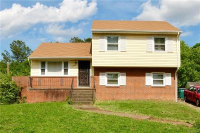 Single Family Home For Sale: 5304 Colwyck Drive