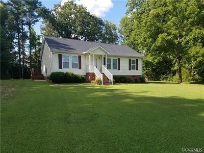 Brunswick County Single Family Home For Sale: 775 Prestwood Road