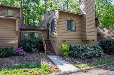 Henrico Condo/Townhouse For Sale: 2302 Rocky Point