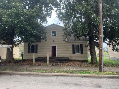 Hopewell Single Family Home For Sale: 617 Eppes Street
