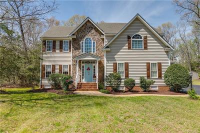 Hanover County Single Family Home For Sale: 7275 Torbert Place