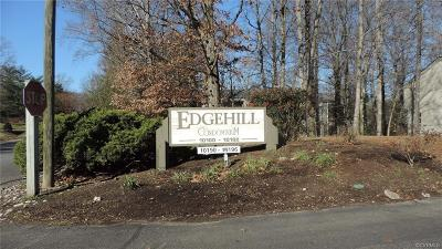 North Chesterfield Condo/Townhouse For Sale: 10174 Iron Mill Road #10174