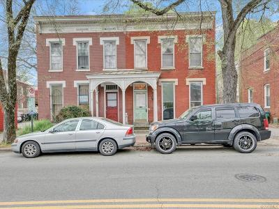 Richmond Single Family Home For Sale: 108 N Harrison Street