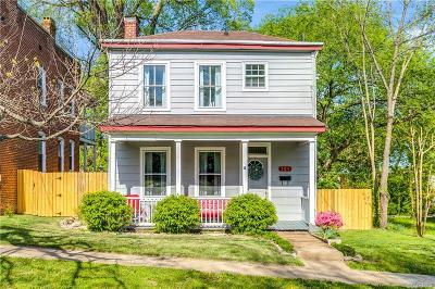 Richmond Single Family Home For Sale: 309 W 27th Street