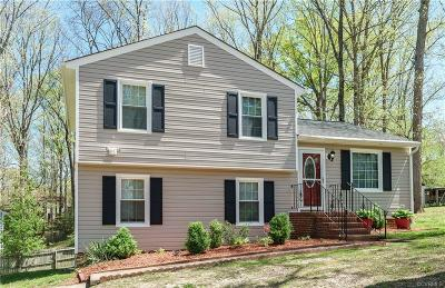 Chesterfield Single Family Home For Sale: 3401 Silliman Terrace