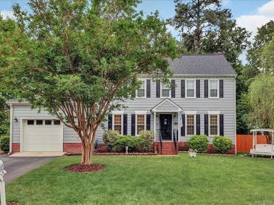 Henrico Single Family Home For Sale: 11905 Marnelan Drive